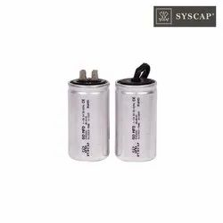 Syscap Motor Run Metallized Polypropylene Capacitors