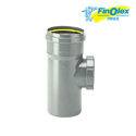 Finolex Cleaning Pipe, Size: 75 Mm
