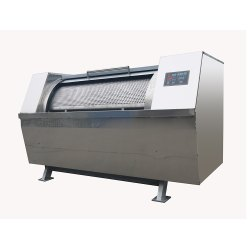 Horizontal Side Loading Laundry Washing Machine
