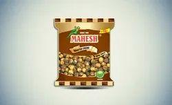Mahesh hing jeera Roasted chana, Packaging Size: 100 Grams, Packaging Type: Cartoon Box