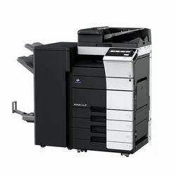Bizhub C458 Konica Minolta Multifunction Printer