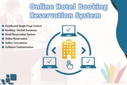 Online Hotel Booking Reservation System