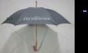 Wooden Auto Open Umbrella