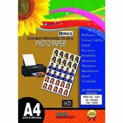 High Quality Photo Paper Sheet
