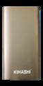 Aluminium 10000mah Power Bank With Touch Sensor