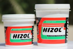 Hizol Lithium Based Red Gel Grease