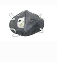 White/grey Color 3m 9004gv Valved Dust/mist Respirator, As/nzs P1