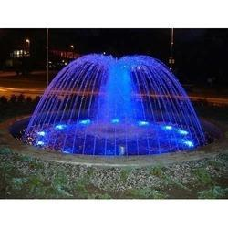 Ring Water Fountain