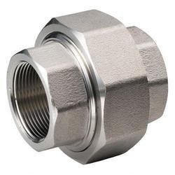 Mild Steel Threaded Union