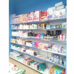 6 Shelves Health Care Products Display Rack