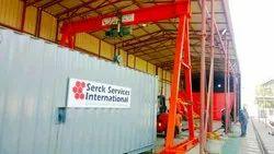 7 Ton Goliath Crane