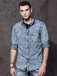 New Stiles Full Sleeves Mens Casual Shirts