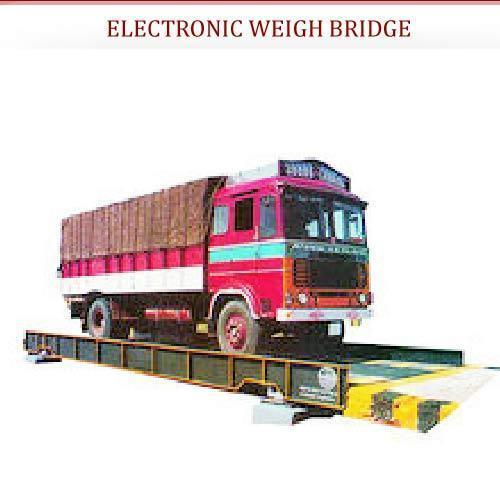 Weigh Bridge for Transport
