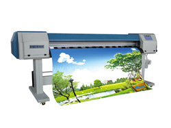 Digital Vinyl Banner Printing Machine