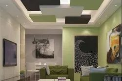 Gypsum Board False Ceiling Designing Service