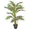 Artificial Golden Palm Tree