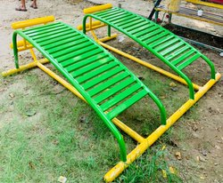 Sit Up Station Outdoor Gym Equipment