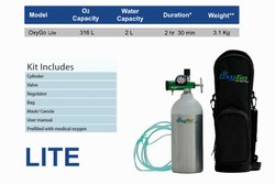 Oxygen Therapy Kit - Lite