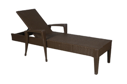 Wicker Sun Loungers & Day Beds