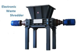 Electronic Waste Shredder