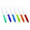Sharp Plastic Handle Knife