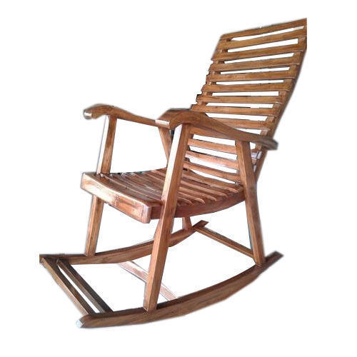 Brown Swing Wooden Chair, Rs 6000 /piece, Royal Comfort ...