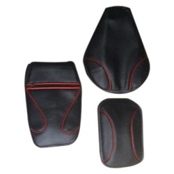 Rexine Go Go Classic Bullet Seat and Tank Cover Set