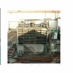 Three Phase Counter Flow Wooden Cooling Tower, Induced Draft, Cooling Capacity: 100 Tr To 2000 Tr