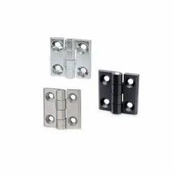 Stainless Steel Window Hinges - Elesa Ganter, Thickness: 2.6 - 3 mm, For Wooden Door / Interior Door