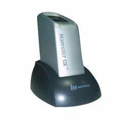 6-8 hours Wireless Fingerprint Reader Nitgen Hamster DX