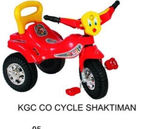 e00d941b046 Multicolor Plastic Shaktimaan Kids Tricycle, Rs 600 /unit | ID ...