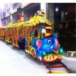 Elephant Family Train