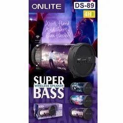 DS-89 Wireless Bluetooth Speaker