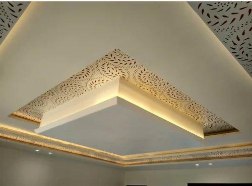 Gypsum Ceiling Design In Navi Mumbai Vashi By Redefine