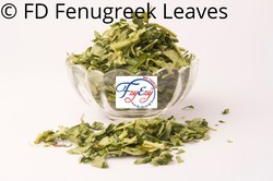 Freeze Dried Fenugreek Leaves