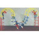 SNS 310 Humpty Playground Climber