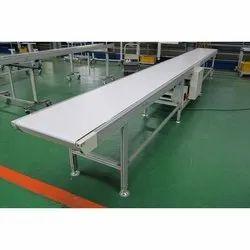 Knife Edge Belt Conveyor