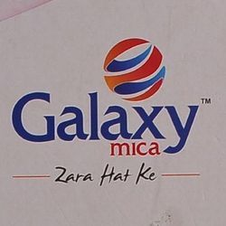 Sunmica White Galaxy Mica Laminated Sheet, For Furniture, Thickness: 1mm