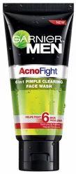 Non-Herbal NEW Garnier Acno Fight Face Wash For Men 100g