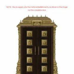 Pooja Room Door Designs For Home