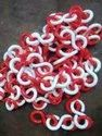 Cone Chain S type Red and White color: SC-1505