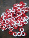 Metro Cone Chain S type Red and White color: SC-1505