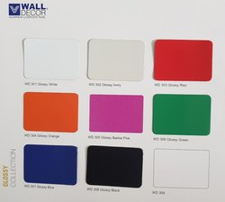 Glossy Colours ACP Sheets