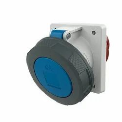 3575 Panel Mounted Industrial Socket Receptacle