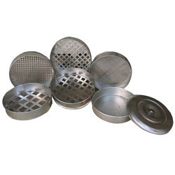 Test Sieves for Coarse Aggregate