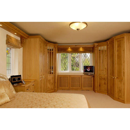 Wooden Bedroom Cabinet Service Provider from Thane