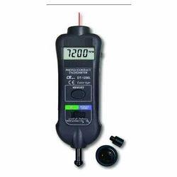 Lutron - Laser Photo-Contact Tachometer - Model No-DT-1236L