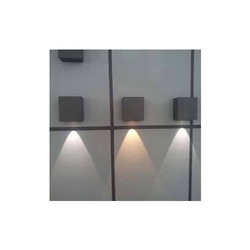 Cool White LED Wall Mount Light