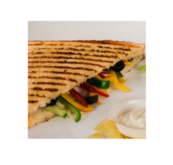 Veggie Italiano Sandwich