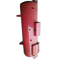 Mild Steel Air Compressor Tank, For Industrial, Volume/Capacity: 160 Liter
